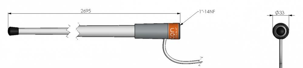 VHF56 - 6dB leisure market Antenna