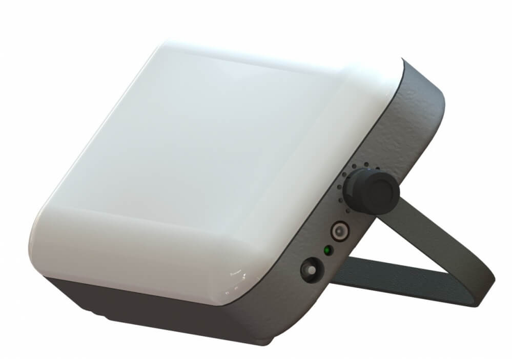 ThurayaIP Active Directional SATCOM Antenna