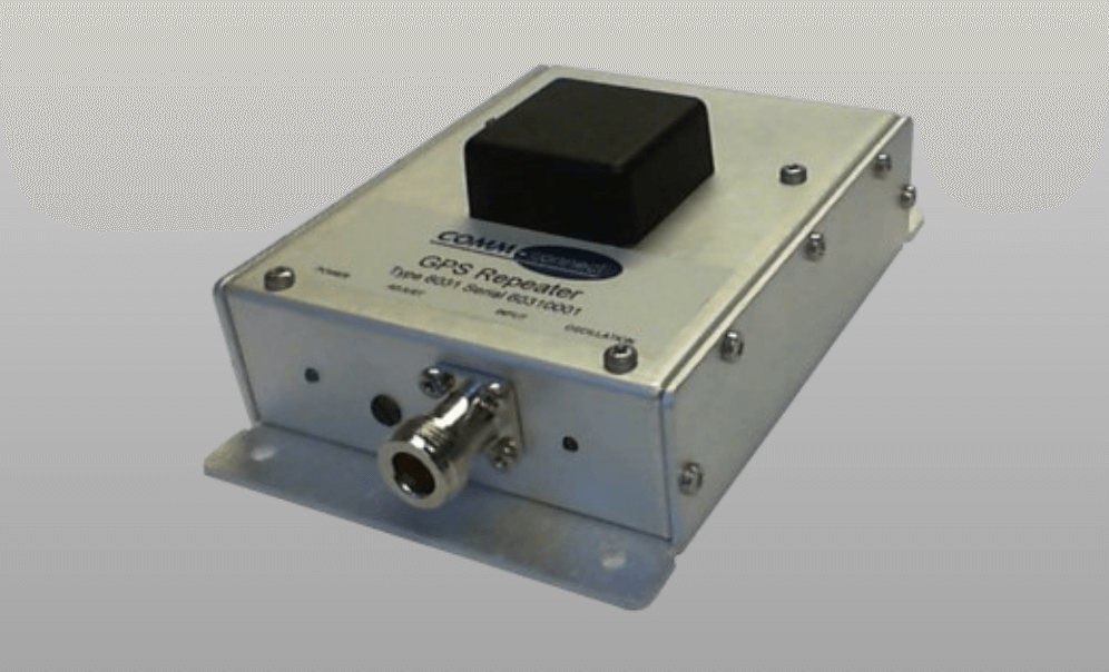 GPS/GNSS Repeater - integrated Antenna